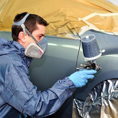 Peinture automobile