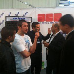 Salon équipe auto 2011